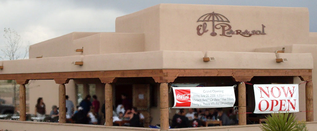 Santa Fe South Side
